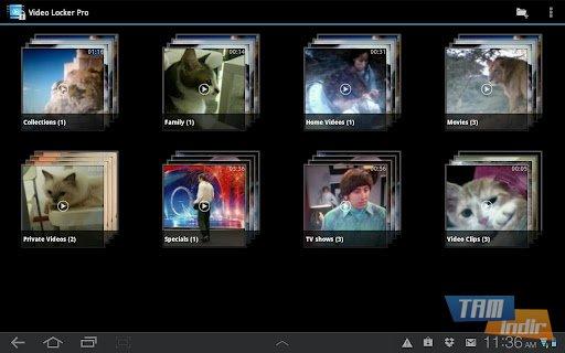 Video Locker Pro Ekran Görüntüleri - 4