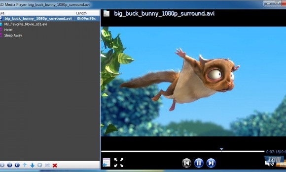 VSO Media Player Ekran Görüntüleri - 2