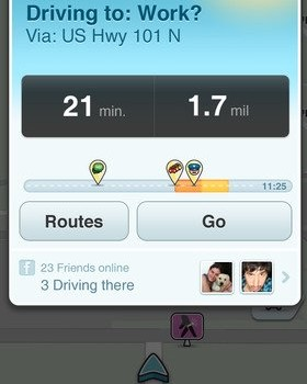 Waze Social GPS Traffic & Gas Ekran Görüntüleri - 7