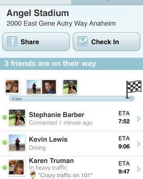 Waze Social GPS Traffic & Gas Ekran Görüntüleri - 5