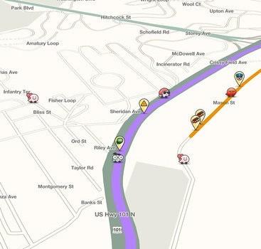 Waze Social GPS Traffic & Gas Ekran Görüntüleri - 4