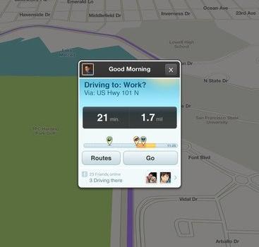 Waze Social GPS Traffic & Gas Ekran Görüntüleri - 3