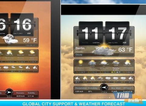 Weather+ Ekran Görüntüleri - 2