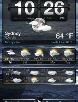 Weather+ Ekran Görüntüleri - 9