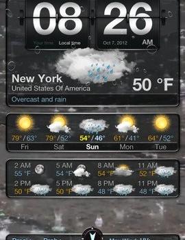 Weather+ Ekran Görüntüleri - 6