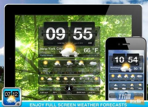 Weather+ Ekran Görüntüleri - 4