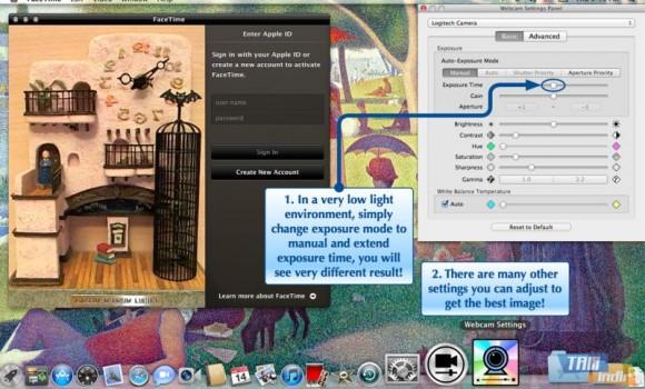 Webcam Settings Ekran Görüntüleri - 2