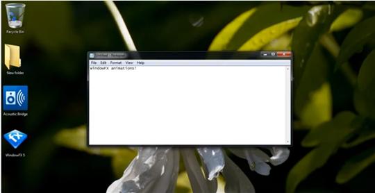 WindowFX Ekran Görüntüleri - 2