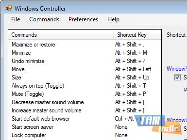 Windows Controller Ekran Görüntüleri - 3