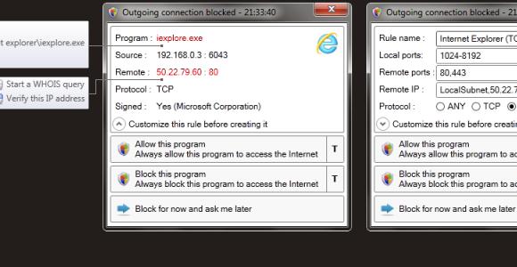 Windows Firewall Control Ekran Görüntüleri - 4