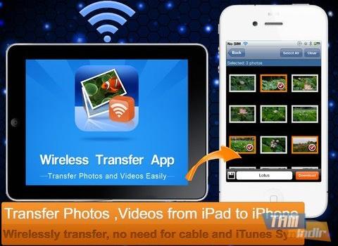 Wireless Transfer App Ekran Görüntüleri - 6