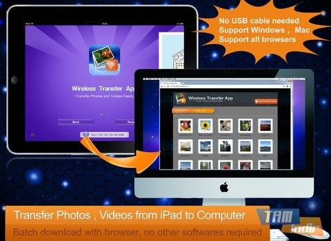 Wireless Transfer App Ekran Görüntüleri - 4