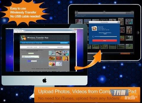 Wireless Transfer App Ekran Görüntüleri - 3