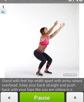 Workout Trainer Ekran Görüntüleri - 6
