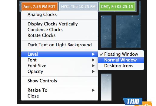 World Clock Deluxe Ekran Görüntüleri - 9
