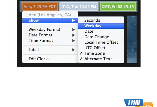 World Clock Deluxe Ekran Görüntüleri - 7