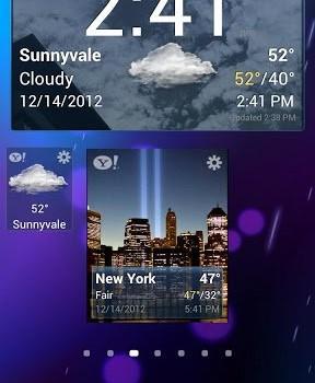 Yahoo! Hava Durumu Ekran Görüntüleri - 8
