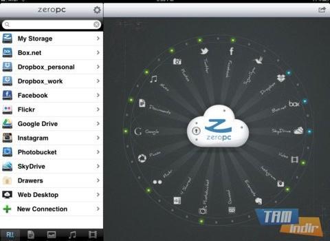 ZeroPC Cloud Navigator Ekran Görüntüleri - 2