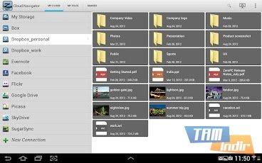 ZeroPC Cloud Navigator Ekran Görüntüleri - 1
