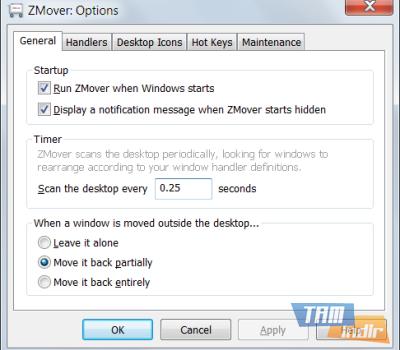 ZMover Ekran Görüntüleri - 1
