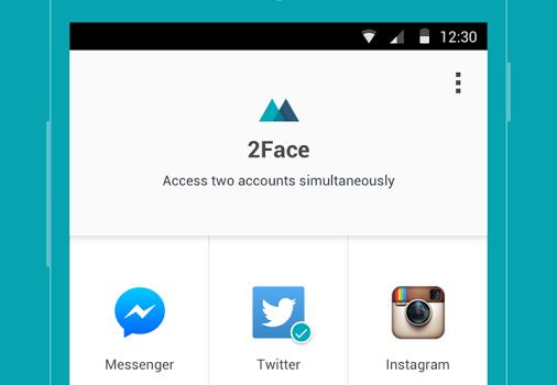 2Face Ekran Görüntüleri - 1