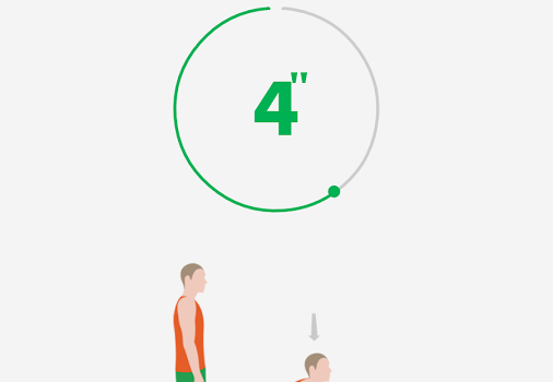 7 Dakika Egzersiz Ekran Görüntüleri - 2