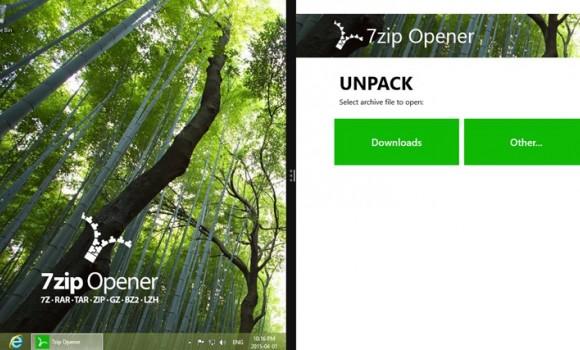 7Zip Opener Ekran Görüntüleri - 3