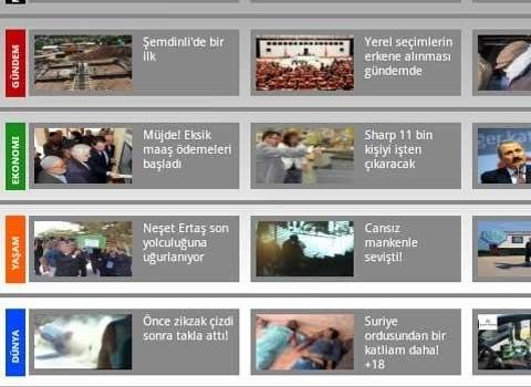 A Haber Ekran Görüntüleri - 2