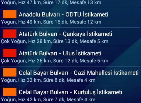 ABB Trafik Ekran Görüntüleri - 5