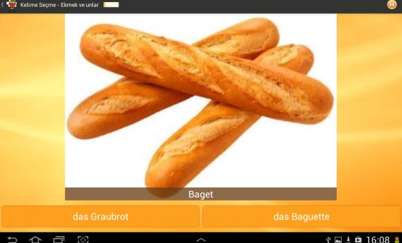 Almanca Öğrenme Ekran Görüntüleri - 4