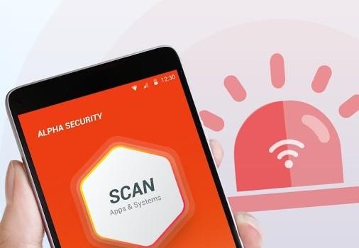 Alpha Security Ekran Görüntüleri - 1