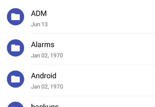 Amaze File Manager Ekran Görüntüleri - 2