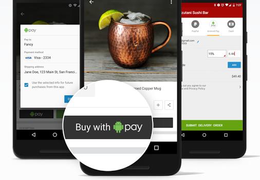 Android Pay Ekran Görüntüleri - 4