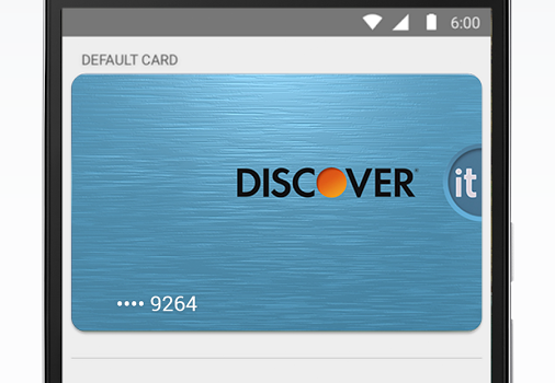 Android Pay Ekran Görüntüleri - 3