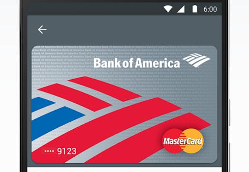 Android Pay Ekran Görüntüleri - 2
