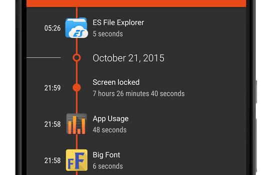 App Usage Ekran Görüntüleri - 5