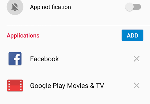 AppBlock Ekran Görüntüleri - 2