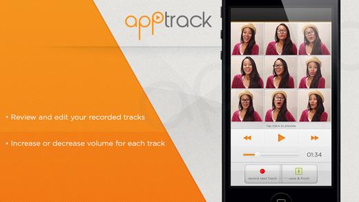 Apptrack Free Ekran Görüntüleri - 1