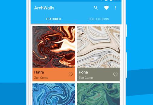 Arch Walls Ekran Görüntüleri - 1