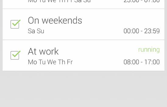 Ashampoo Good Night Scheduler Ekran Görüntüleri - 3