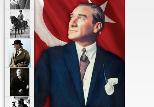 Atatürk Resimleri ve Sözleri Ekran Görüntüleri - 2