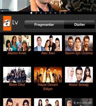 ATV Ekran Görüntüleri - 3