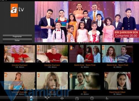 ATV Ekran Görüntüleri - 1