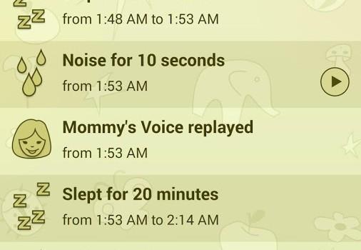 Baby Monitor & Alarm Ekran Görüntüleri - 5