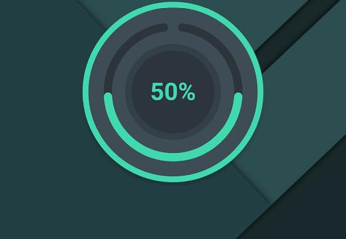 Battery Disc Widget Ekran Görüntüleri - 4