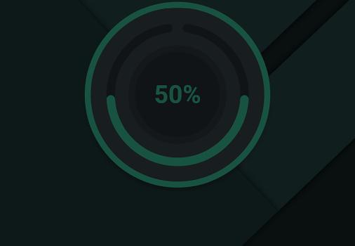 Battery Disc Widget Ekran Görüntüleri - 1