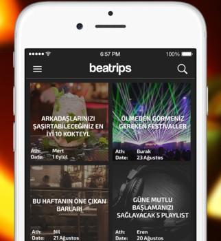 Beatrips Ekran Görüntüleri - 3