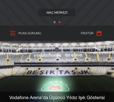 Beşiktaş JK Ekran Görüntüleri - 4