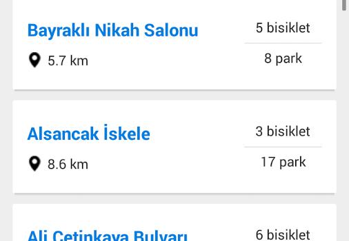 Bisiklet İzmir Ekran Görüntüleri - 4