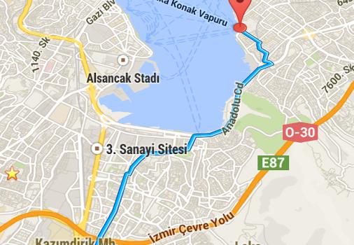 Bisiklet İzmir Ekran Görüntüleri - 1